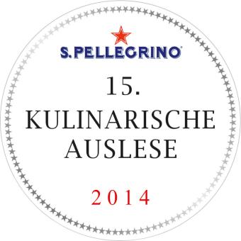 S. Pellegriono - 15. Kulinarische Auslese 2014