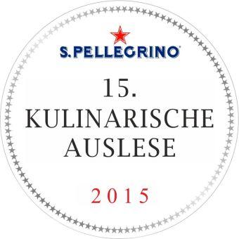 Kulinarische Auslese 2015